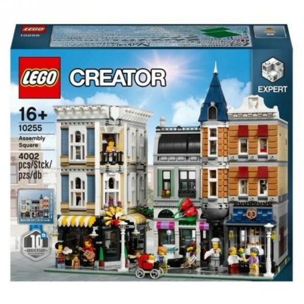 LEGO 10255 Creator Expert Assembly Square Modular Model