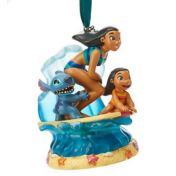 Disney Lilo and Stitch Singing Hanging Ornament