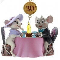 The Rescuers Down Under Legacy Hanging Ornament