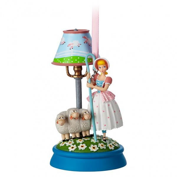 Bo Peep Light-Up Hanging Ornament, Disney