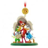 The Three Caballeros Legacy Hanging Ornament, Disney