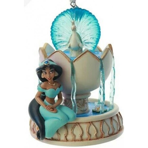 Disney Princess Jasmine Hanging Ornament