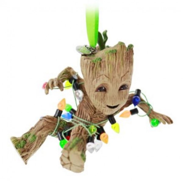 Disney Groot Festive Hanging Ornament, Guardians of the Galaxy