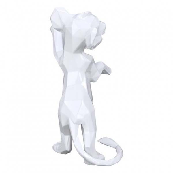 Disneyland Paris Simba Figurine By Richard Orlinski