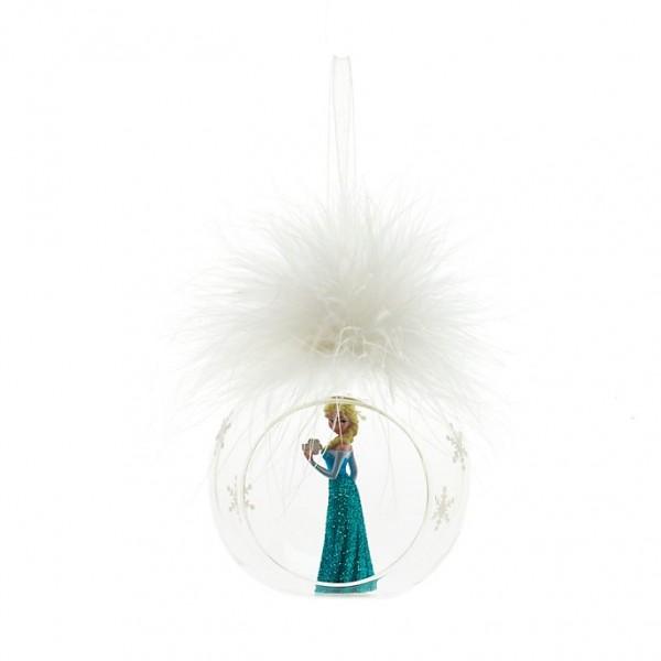 Elsa Bauble Christmas Ornament