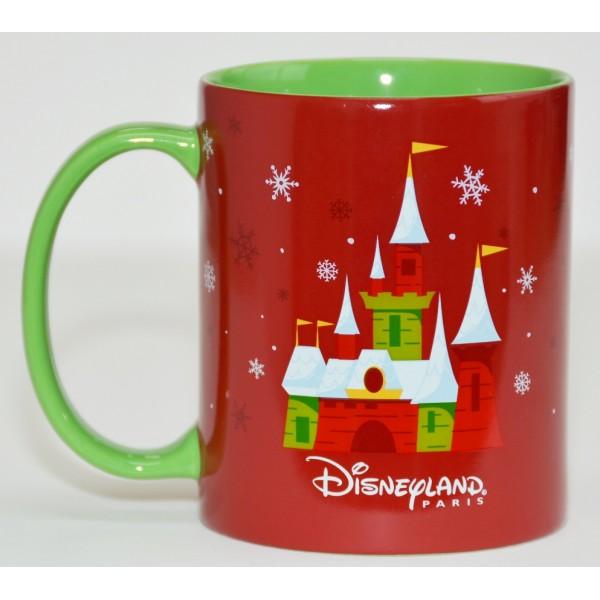 Disney Character Christmas mug, Disneyland Paris