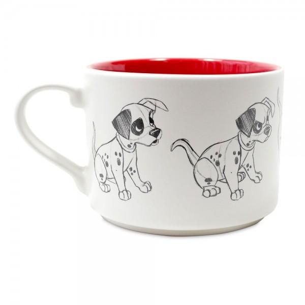 Disney 101 Dalmatians Patch Mug