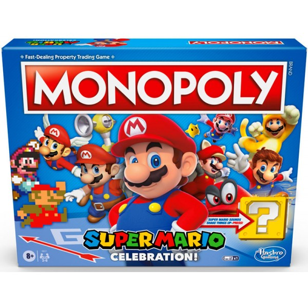 Monopoly Super Mario Celebration – Hasbro