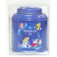 Wonderland tea box Russian green tea Organic, Disneyland Paris