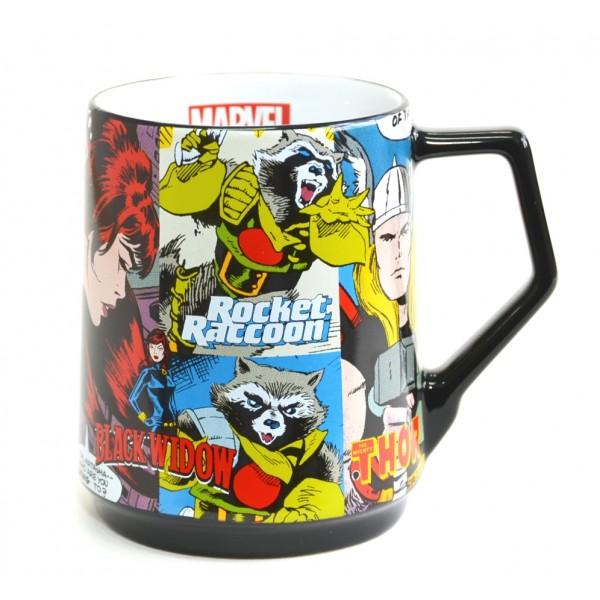 Disneyland Paris Marvel Comic mug