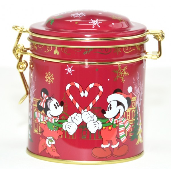 Disneyland Paris Christmas Flavoured Tea Box
