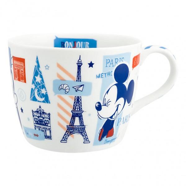 Disneyland Paris Parisian scene Large Mug, bowl