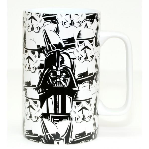 Star Wars Darth Vader and Stormtroopers mug, Disneyland Paris