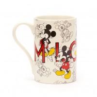 Mickey Mouse sketch-style Mug, Disney