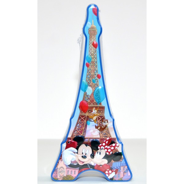 Disneyland Paris Characters flavored candy tin