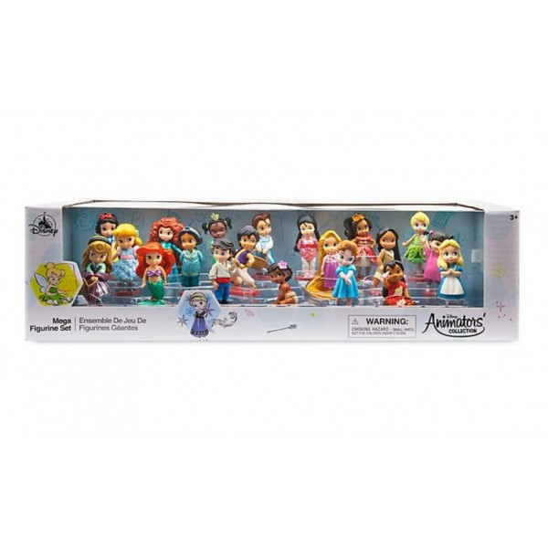 Disney Animators' Collection Mega Figurine Playset