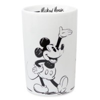 Disneyland Paris Mickey Mouse Comic Black and White utensil holder