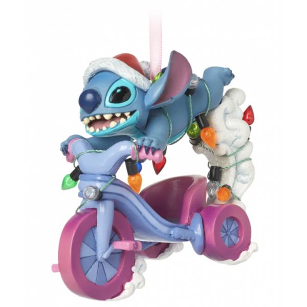 Disney Stitch Festive Hanging Ornament
