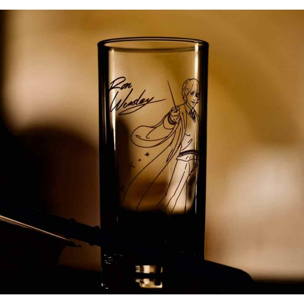 Ron Weasley High Glass, Harry Potter Arribas Collection