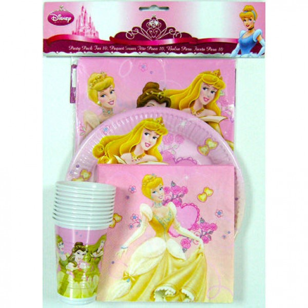 Princess Disney party pack