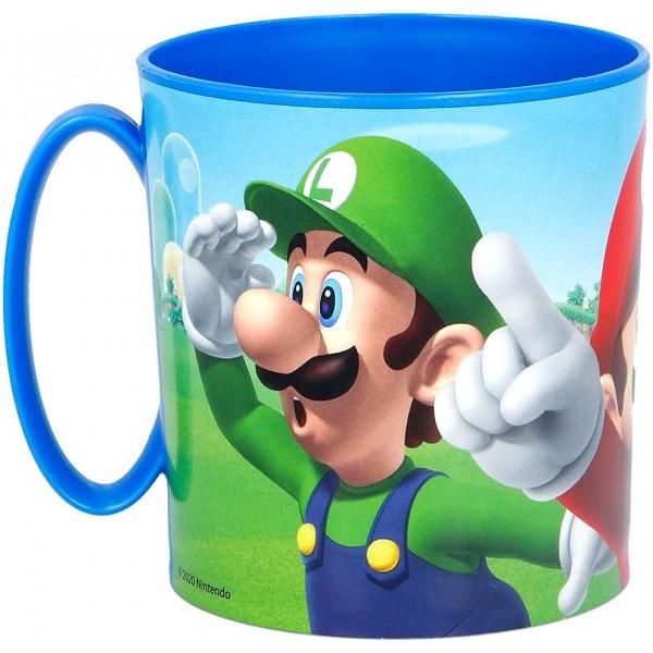 Nintendo Super Mario Bros micro mug