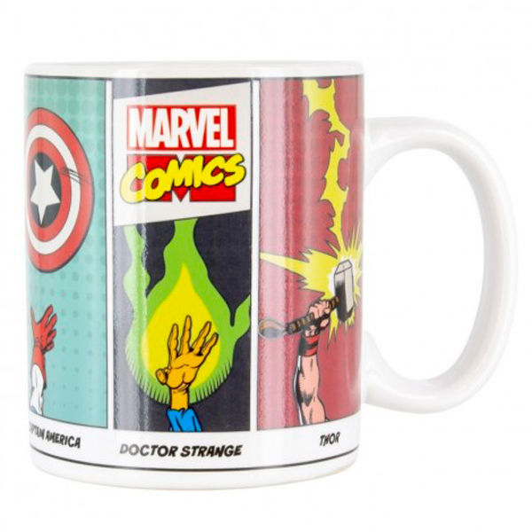 Marvel Powers change mug