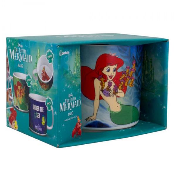 The Little Mermaid Under the Sea mug
