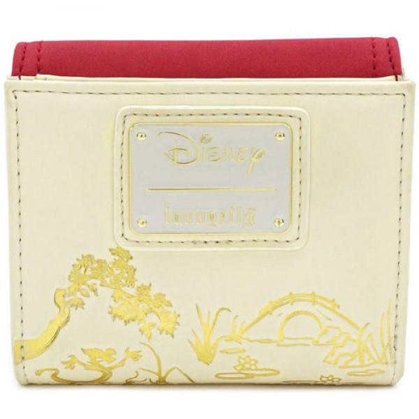 Disney Mulan Bamboo wallet - Loungefly