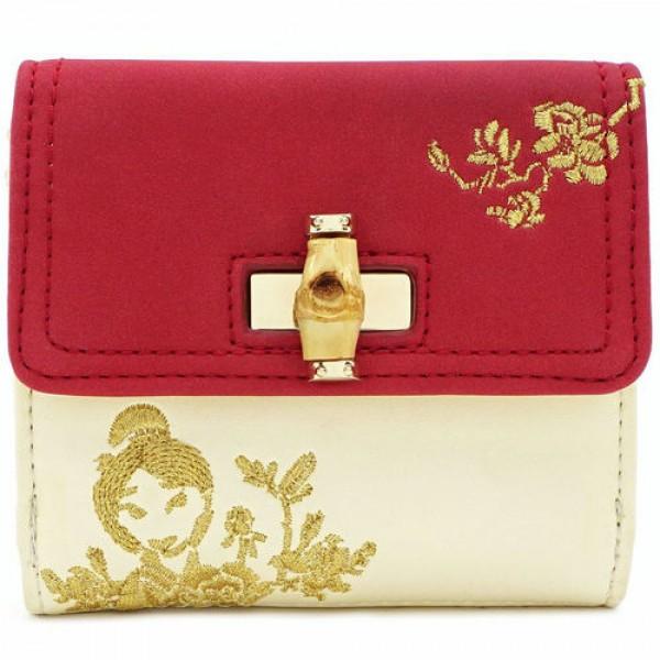 Mulan Bamboo wallet - Loungefly