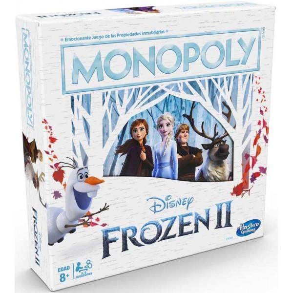 Monopoly Frozen 2 - Hasbro