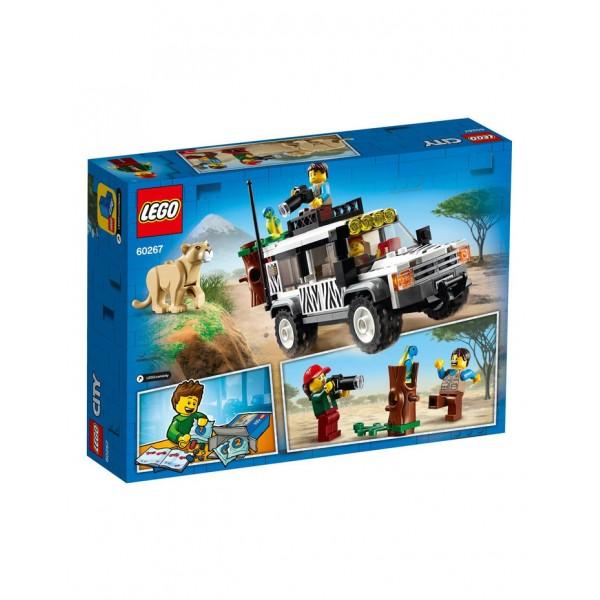 LEGO City 60267 Safari Off-Roader