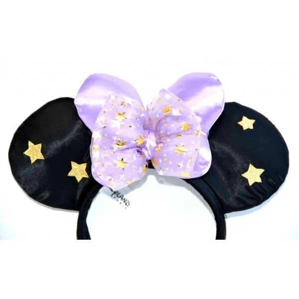 Disneyland Paris 25 Anniversary Minnie Purple ears