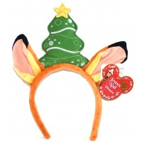 Disneyland Paris Bambi Christmas Headband ears