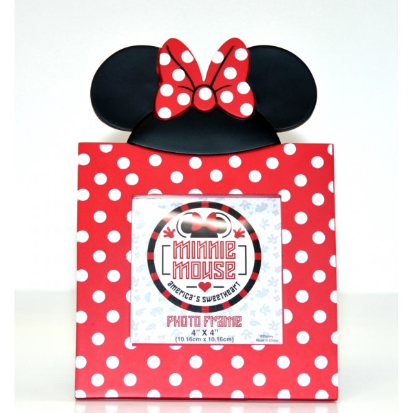 Disney Photo Frame - Minnie Mouse Icon