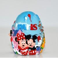 Disneyland Paris Mickey and Minnie in Paris egg