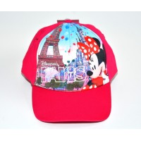 Disneyland Paris Minnie Mouse Cap for Kids