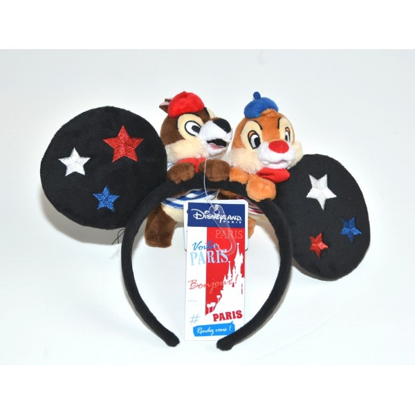 Disneyland Paris Chip and Dale ears