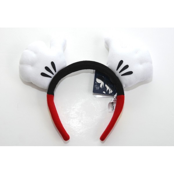 Mickey Mouse hands Headband ears, Disneyland Paris
