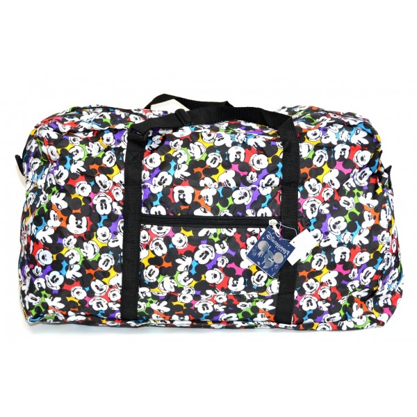 Disneyland Paris Mickey Mouse Foldable Travel Storage Bag