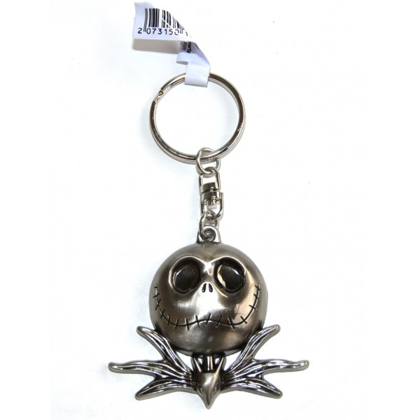 Jack Skellington keyring, Disneyland Paris