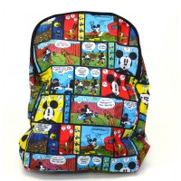 Mickey Mouse Foldaway Backpack, Disneyland Paris