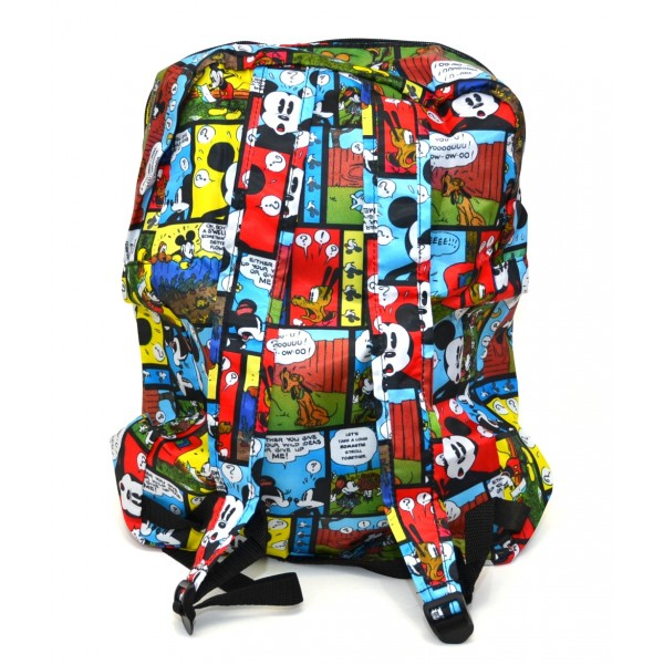 0a45f8bc3a8 Mickey Mouse Foldaway Backpack