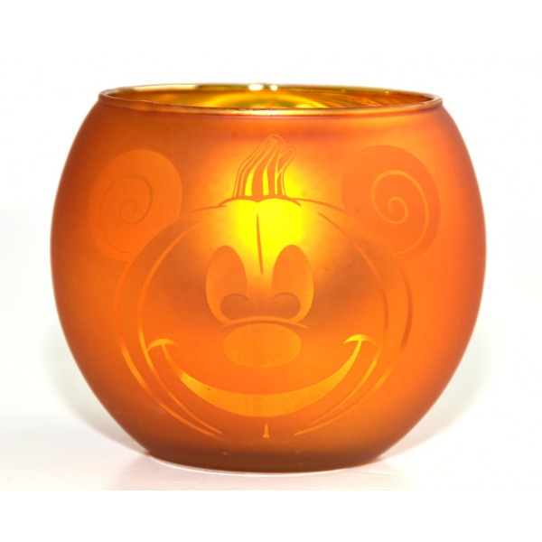 Halloween Mickey Mouse Tea light Holder,Disneyland Paris