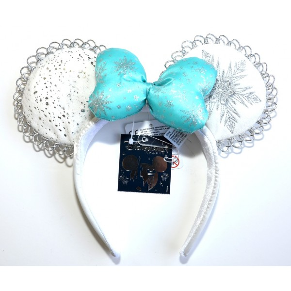 Disney Frozen 2 Queen Elsa Headband Ears, Disneyland Paris Original
