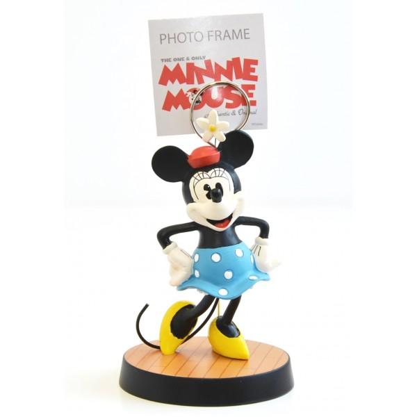Minnie Mouse clip Photo Picture Frame, Disneyland Paris
