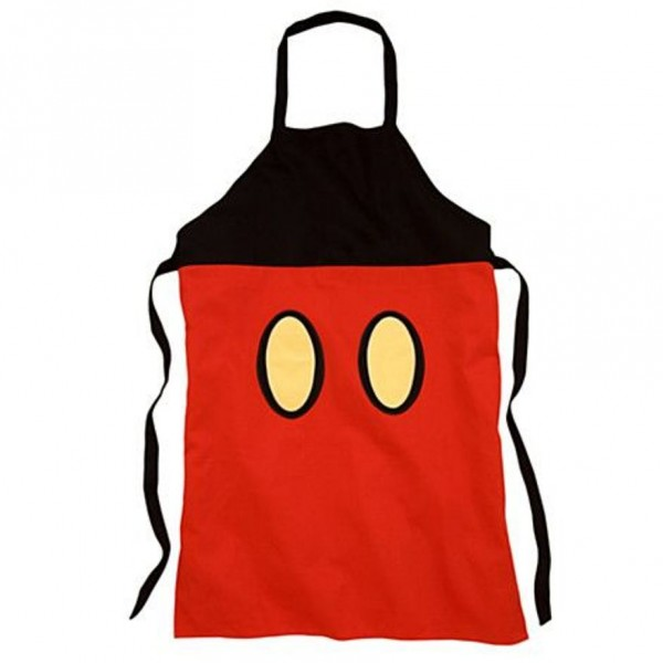 Best of Mickey Mouse Body Parts Kitchen Chef Cooking Apron