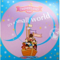 Disneyland Park- It's a Small World CD