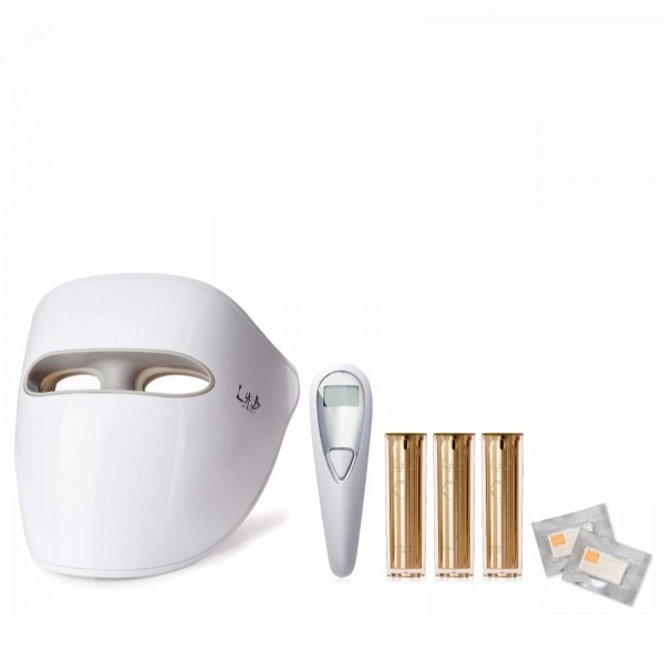 LAB Life + Beauty LED Anti-Ageing Face Mask System