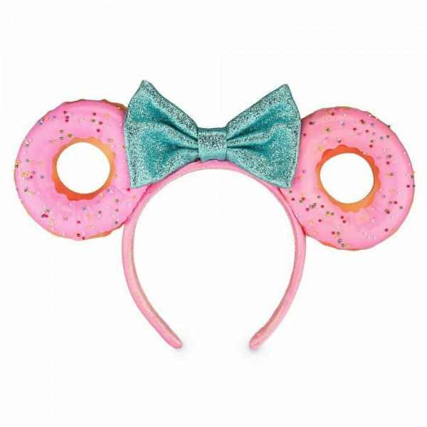 Disney Donut Headband Ears, Disneyland Paris