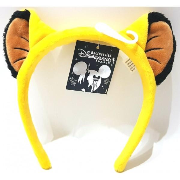 Disneyland Paris Simba from Lion King Headband ears